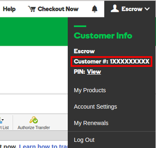 How to transfer a domain out of your GoDaddy account using