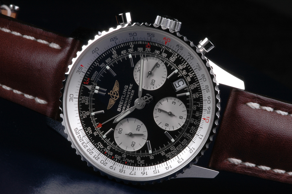 Breitling Navitimer World Chronographer