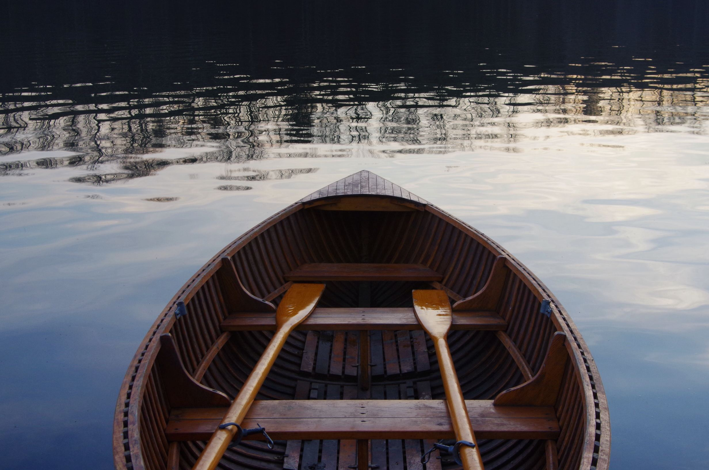 find serenity in selling your boat